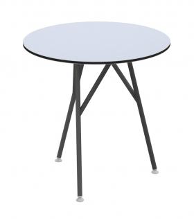 Cove tafel metaal rond 60 x H50cm